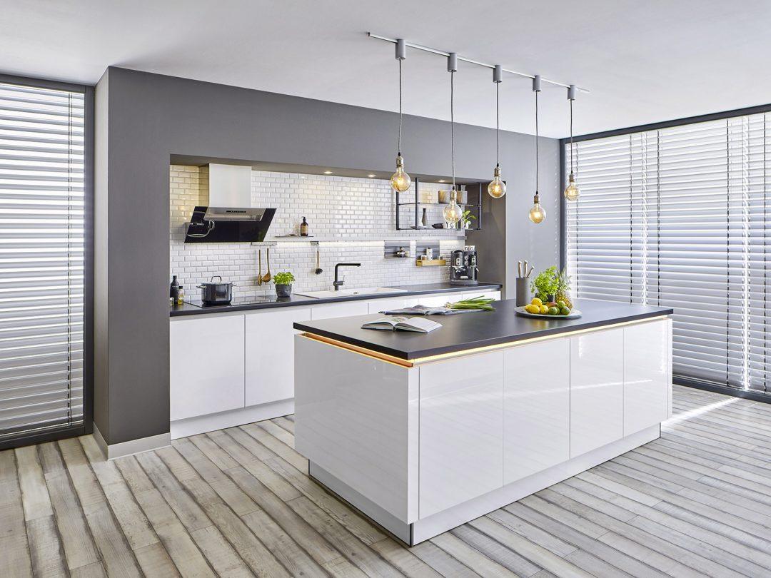 Aménagement d'une cuisine, Pays de Gex