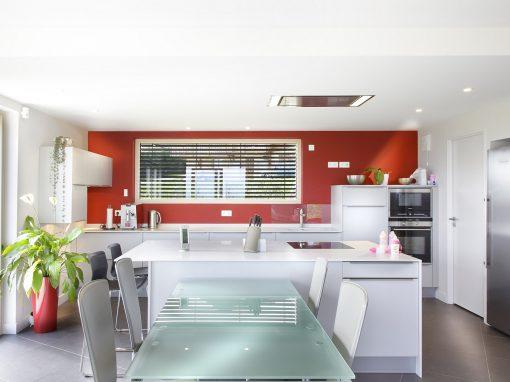 Aménagement d'une cuisine, Saint-Jean-de-Gonville