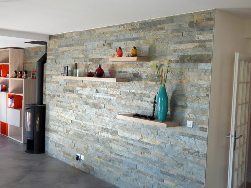 Rénovation d'une maison, Prévessin-Moëns