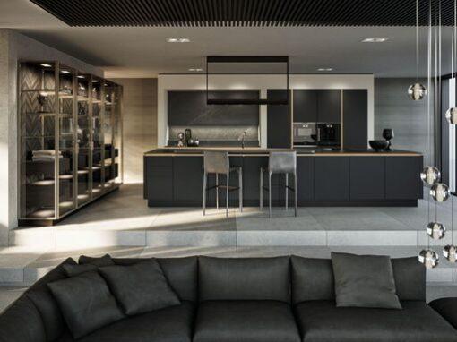 Aménagement d'une cuisine, Pays-de-Gex
